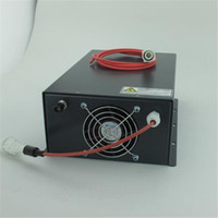 Wholesale 150W Laser power supply for laser engraving and cutting machine high quality black Co2 power box AC110V V