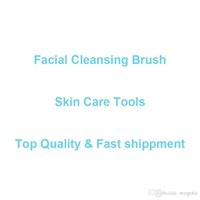 Wholesale 2017 Face Brush Electric Facial Cleansing Brush Skin Care Tools Face Cleaning Brushes Top Quality Merchandise