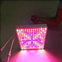 Wholesale LED W hanging panel grow light IR UV lamp indoor plant lighting lights Epistar SMD2835 grow light high brightness Full Spectrum