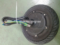 Wholesale 8 Inch V V V W W Mini Scooter Wheel GEARLESS Motor Wheelchair Motor with Rubber Solid Tire Non Pneumatic Tire