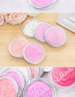 Wholesale rose blushes flower blushes Cheek Palette Laguna Bronzer Deep Throat Blush Highlighting Blush Powders hot sell