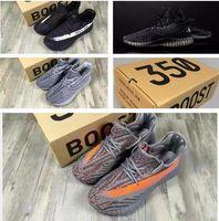 Cheap 2017 New Adidas Originals Yeezy 350 Boost V2 Running Shoes For Sale Men Women 100% Original SPLY-350 Yeezys Sports Shoes Free Drop Shipping