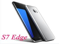 Wholesale goophone S7 edge bit Dual core show G GB RAM GB ROM smartphone android goophone s7 edge Metal frame