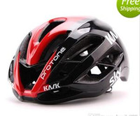 Wholesale Kask Protone bicycle helmet Fiets casco Ciclismo team sky by Paul Smith helmet MTB bicycle helmet super light