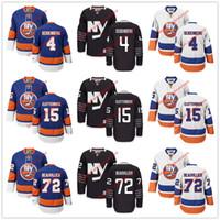 Ice Hockey anthony new york - 4 Dennis Seidenberg Cal Clutterbuck Anthony Beauvillier Jersey NHL Ice Hockey New York Islanders Jerseys
