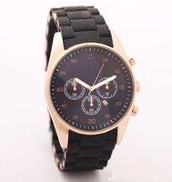 ar steel - luxury brand best quality fashion Rubber strap Men s Watch AR AR5905 AR5906 with Original box years warranty