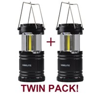 Wholesale COB Camping Lantern Emergency Portable LED Lighting IP54 for Hiking Emergencies Hurricanes Outages Storms Pack