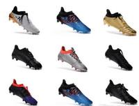 Wholesale Techfit NSG X Purechaos Mens football boots Low soccer shoes FOOTBALL Cleats SHOES SIZEX Purechaos FG AG Size