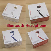 Wholesale New High quality Bass Wireless Bluetooth Headphone Stereo Urbass in ear with mic AAA Earphones Headset for phone Headphones brand retail box