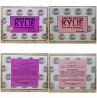 achat en gros de cadeaux d'achat-Livraison gratuite de DHL Kylie Jenner édition limitée avec chaque achat 6pcs Kylie lèvres gloss liquide rouge à lèvres durable comme cadeau