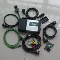 benz star compact - MB Star Diagnostic Tool SD C5 Connect Compact with hdd v the newest work with mb star c5 multiplexer
