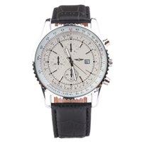 al por mayor mejores marcas reloj-Rejoles superventas Relojes de los hombres de la manera Relojes de lujo Reloj del hombre de la marca de fábrica Hombres Reloj Militar del cuarzo Reloj Relogio masculino