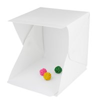 Wholesale Folding Portable Lightbox Studio Take Pictures Like a Pro on the Go with a Smartphone or DSLR Camera