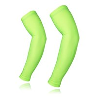 Wholesale Arm Sleeve Long Sleeves Sport Outdoor Riding Fishing Running Basketball Fashion Colling Cover Sunscream UV Protection Skin Oversleeve Gloves