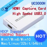 Wholesale USB3 FPS HDMI VIDEO CAPTURE Dongle Game Streaming Live Stream Broadcast P