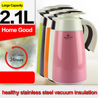 Wholesale Large Capacity Home Water Coffe Pot Handmade Thermo Heat Resistant Tea Pot Coffe Heating Kettle ml