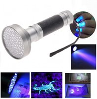 beam bugs - 100 LED Blacklight UV Flashlight Emits a POWERFUL Foot Ultraviolet Flood Light Beam Finds Pet Urine Stains Scorpion Hunting Bed Bugs