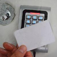 Wholesale 100 Waterproof IP68 and Anti Vandal Metal Case Users Proximity EM RFID Standalone Keypad Single Door Access Control Systems