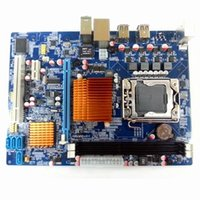 Wholesale New X58 Desktop Motherboard LGA DDR3 Boards Quad Core Needle CPU Threads Motherboard