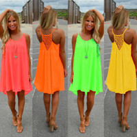 Cheap Casual Dresses beach dress Best   mini dress