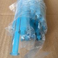 Precio de Plexiglás iluminadas-Plástico acrílico plexiglás claro azul claro línea varilla extruido diámetro 12x1000mm longitud tienen muchos diferentes diámetro En stock