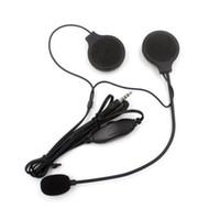 Wholesale Iztoss Interphone Motorcycle Helmet Multi Intercom headset For MP3 Cell phone
