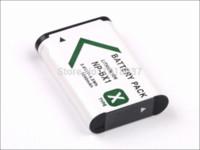 NP-BX1 NP BX1 batería recargable de la cámara digital + cargador micro del USB para la venta al por mayor de la leva de la acción de Sony