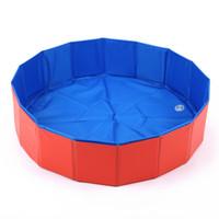 Wholesale Summer Pet Dog Bath Tub Grooming Bathing Indoor Outdoor Swimming Pool Pet