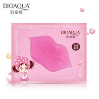anti ageing cosmetics - Lip Mask Collagen Crystal Anti Ageing Membrane Moisture Essence Lip Care Cosmetic Product