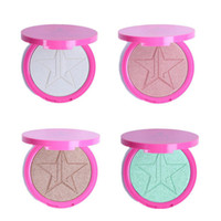 Wholesale New highlighter makeup glow kit makeup bronzer iluminador maquiagem cosmetics powder for face skin frost five star