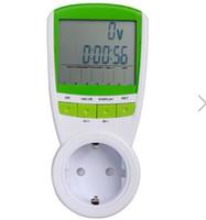 Wholesale Electric Energy Saving Power Meter Watt Consumption Monitor Analyzer