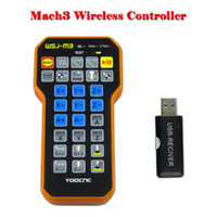 Wholesale Hot sell CNC part Mach wireless controller for DIY cnc machine engraver drilling and milling