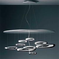 artemide pendant light - AC v Water Drops Silver Dia CM cm ABS Pendant Lamp New Artemide droplight Lighting Decoration Luxury g4 Chandeliers Light