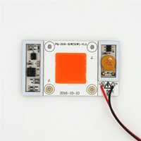 Wholesale 50w LED Floodlight COB Chip hortical Smart IC Driver quality for Plant Grow