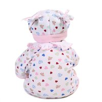 adora baby dolls - olls Accessories Dolls Real touch quot cm Silicone adora Lifelike Bonecas Baby newborn realistic magnetic pacifier bebe bjd reborn