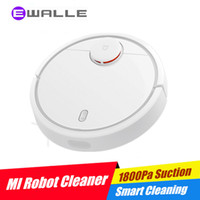 best bagless vacuum - 2016 NEW BEST Original XIAOMI Robotic Vacuum Cleaner LDS Planned Type ASPIRADOR