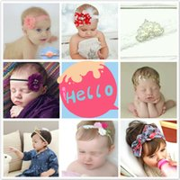 baby variety - 2017Christmas Angel Baby crownTiaras flowers hair accessories handmade headbands with a variety of cute style