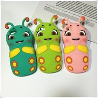 apples sugar - Sugar Po s mobile phone shell S silicone sleeve creative plus three dimensional cute cartoon protective cover shell Meng