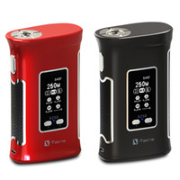 achat en gros de x contrôle de zone-X-Taste E-Cigarette Boîte de démarrage Mod Vapes avec 250W de puissance de contrôle de température Huge Vapor Multifuction 1.3 pouces OLED Display