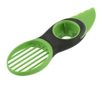 Wholesale 3 in Sharp Pitter Peeler Kitchen Gadgets Tool Avocado Slicer Splits Slices TOP1580