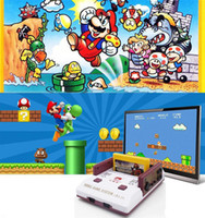 Wholesale Subor bully D99 Home video game console FC NES game double handle card games eight games machine DHL Free