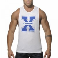 Wholesale Hot Sale Mens Gym Singlets Mens Printed Tank Tops Shirt Bodybuilding Equipment Fitness Men s Golds Gym Stringer Tank Top Sports