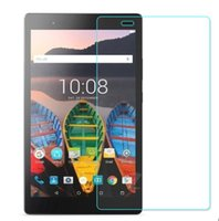 Wholesale Tempered Glass Screen Protector for Lenovo Lenovo Tab Plus TB TB F TB N Alcohol Cloth Dust Absorber