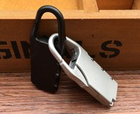 Wholesale 50PCS Columbia Locker Safety Protector Anti Theft Portable Password Code Resettable Luggage Lock For Backpack Drawer Cabinet