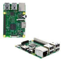 Wholesale Raspberry Pi3 Model B Board Clear Case dissipateur thermique v A Alimentation for Raspbery Pi Kit