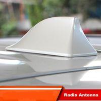 Wholesale Fashion car decor Blank Radio Shark Fin Antenna Signal External for CHEVROLET CHEVY CRUZE Volt MALIBU EPICA AVEO SAIL CAPTIVA Camaro Aerials