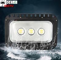 LED ac condenser - W LED Flood Light W power condenser lens tunnel project waterproof outdoor landscape LED flood light