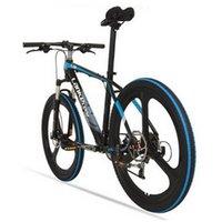 al por mayor moto plato-L260115 / 27 velocidad / 26 pulgadas / bicicleta de montaña / la rueda de un cuerpo / mango antideslizante / al aire libre Ride / aceite de plato / marco de aleación de aluminio /