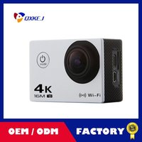 Wholesale Christmas Gift Top quality Outdoor Waterproof Sports Camera P HD NTK96660 Mini Action Cam