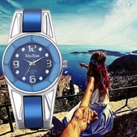 Wholesale Luxury Rhinestone Watch Women Watches Full Steel Ladies Watch Bracelet Women s Watches Clock saat relogio feminino reloj mujer